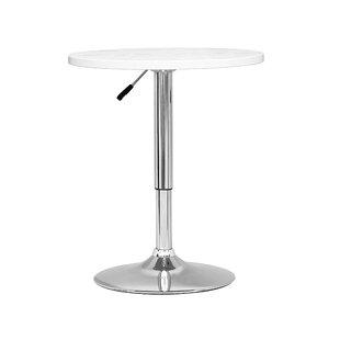 Decicco Adjustable Height Pub Table New Design