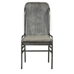 Norton Oiled Bronze Side Chair (Set of 2) by 17 Stories