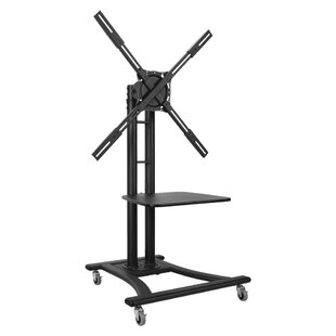 Telehook Full Motion Tilt Universal Floor Stand Mount for Screens