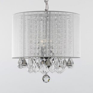 Orren Ellis Hower 3-Light Chandelier