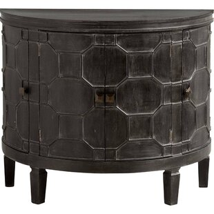 Huya 4 Doors Accent Cabinet by World Menagerie