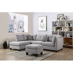 Braelynn Modular Sectional with Ottoman