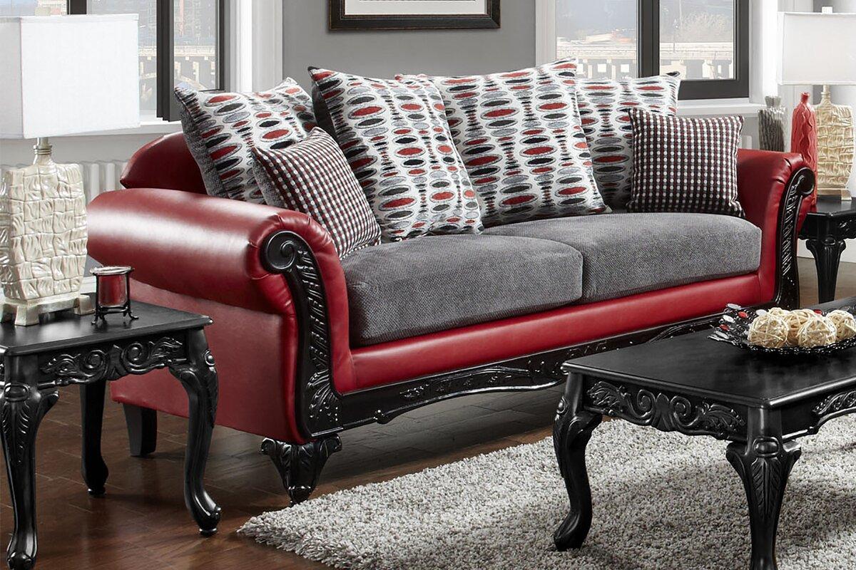 Chelsea Home Sven Configurable Living Room Set & Reviews | Wayfair