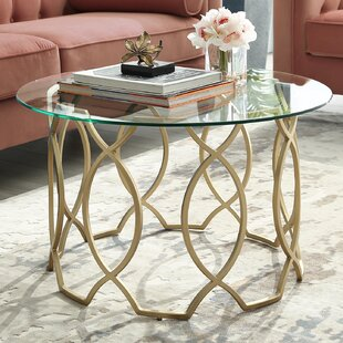 Tamlyn Coffee Table by Nicole Miller Best
