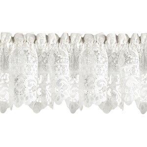 Old World Style Floral Heavy Lace Kitchen 58