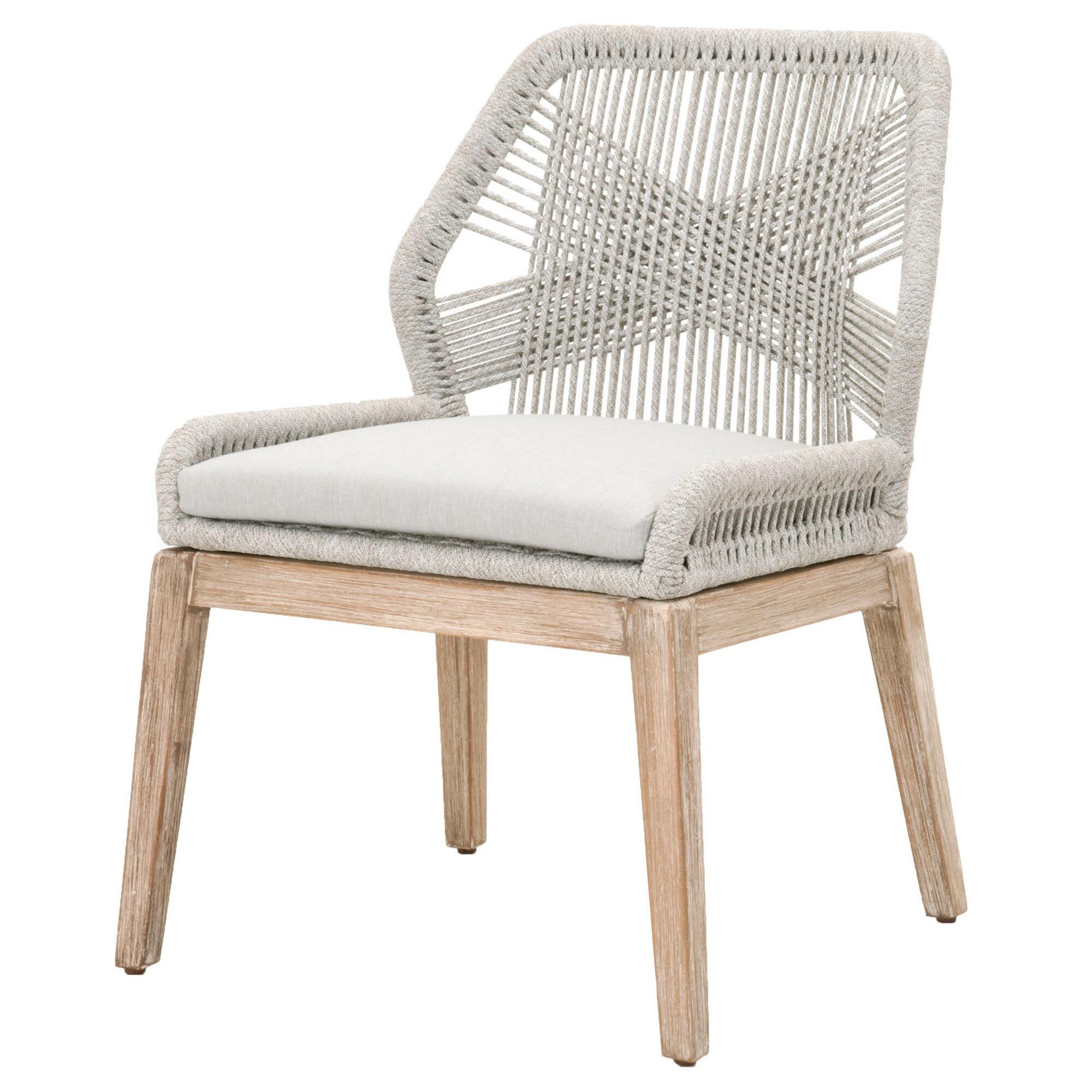 Mistana Kiley Upholstered Dining Chair Reviews Wayfair