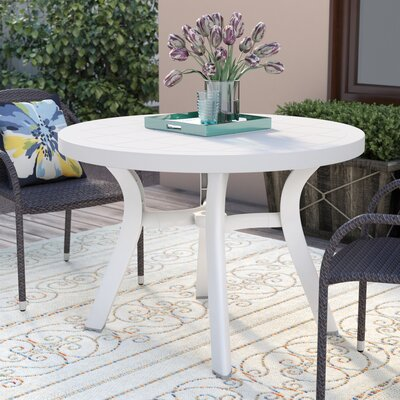 Floyd Round 29 Inch Table by August Grove Modern