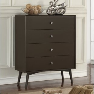 Ivy Bronx Gullett 4 Drawer Dresser