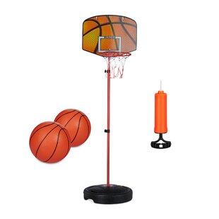 Misael Basketball Hoop By Freeport Park
