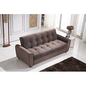 Roosevelt Click Clack Convertible Sofa by Latitude Run