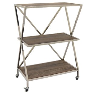 Cusumano Rectangular Multitiered Plant Stand