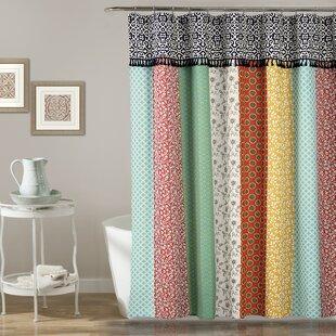 Order Lorelai Shower Curtain ByBungalow Rose