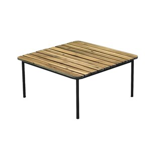 Yashvi Steel Coffee Table By Sol 72 Outdoor