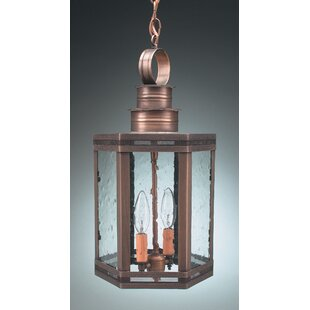 Northeast Lantern Hardwick 2-Light Outdoor Hanging Lantern