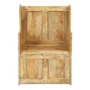 Review Wood Storage Hallway Bench