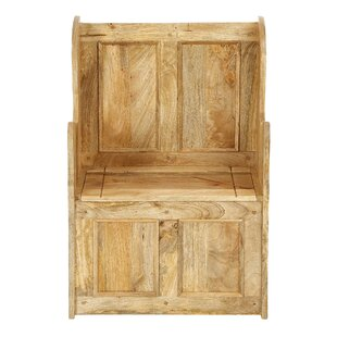 Discount Wood Storage Hallway Bench