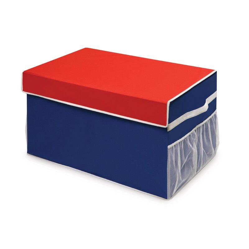 Folding Storage Box  sc 1 st  Wayfair & Viv + Rae Folding Storage Box u0026 Reviews | Wayfair