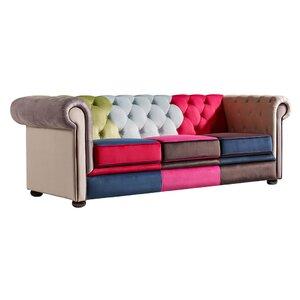 3-Sitzer Sofa Chester von Burkina Home Decor