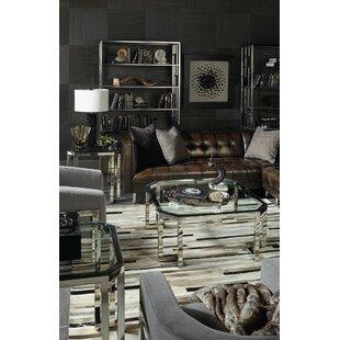 Bernhardt Merrill 3 Piece Coffee Table Set