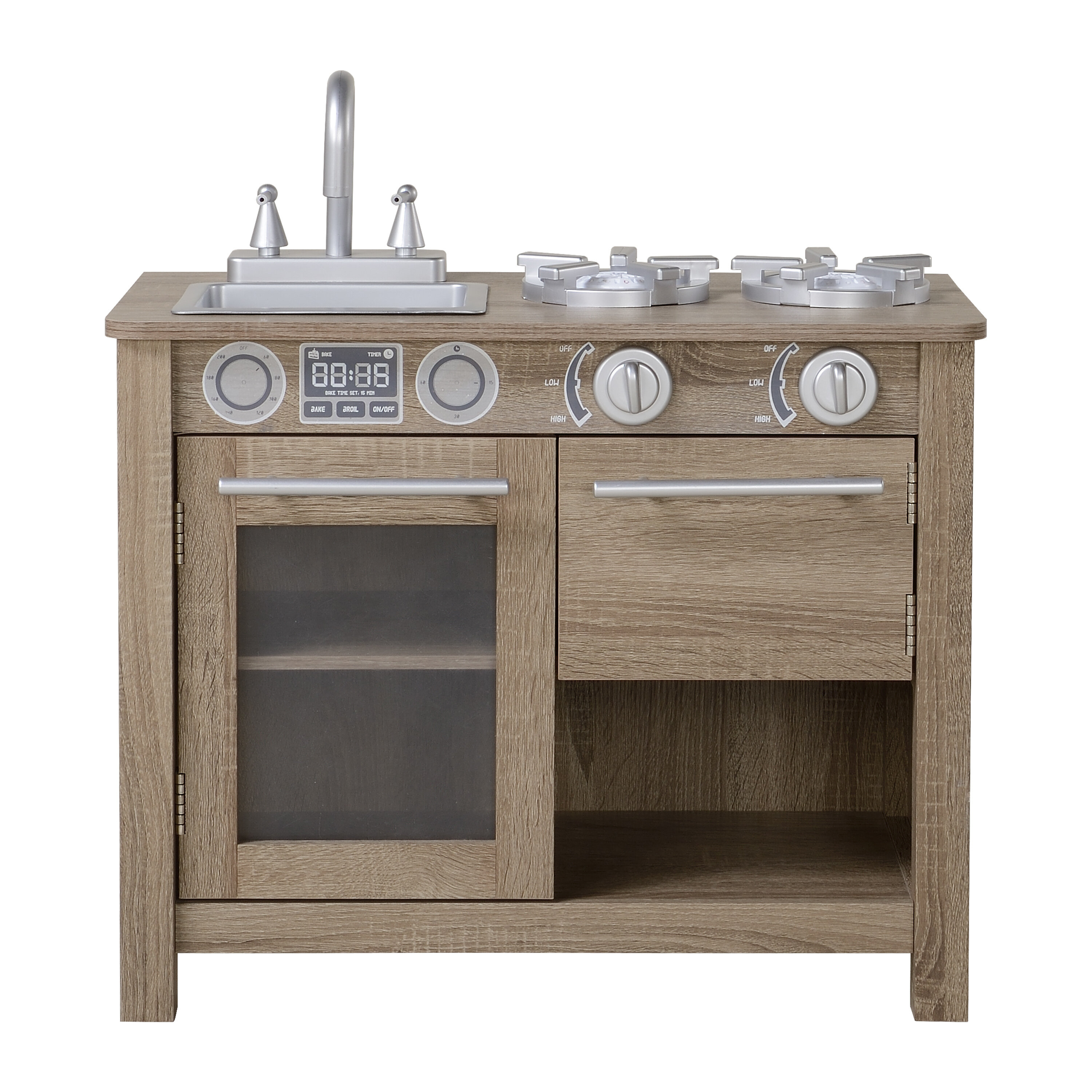 Play Kitchen Wood - Home