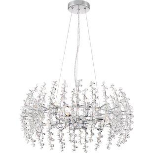 House of Hampton Viggo 8-Light Chandelier