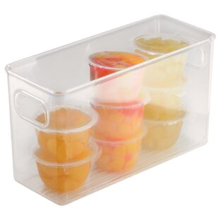 Affordable Contemporary Rectangular Storage Bin By Rebrilliant