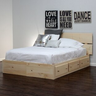 Shop For Captains Storage Platform Bed by Gothic Furniture Reviews (2019) & Buyer's Guide