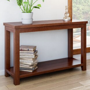 Huseman Console Table by Three Posts