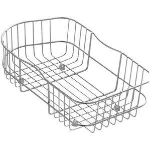 Kitchen Sink Accessories Basket kitchen sink accessories you'll love   wayfair