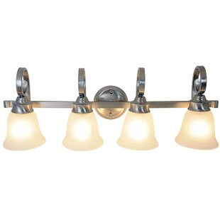 Find the perfect Sanibel 4-Light Vanity Light By Monument