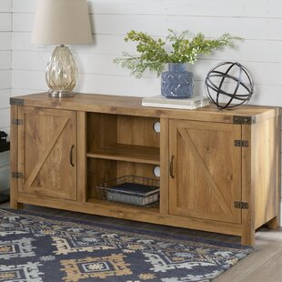 Reviews Adalberto TV Stand for TVs up to 65