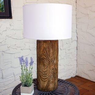 Union Rustic Penton Nature-Inspired Log Polyresin 26