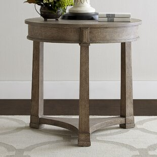 Wethersfield Estate Round End Table