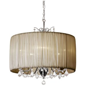 Juno 5-Light Drum Chandelier