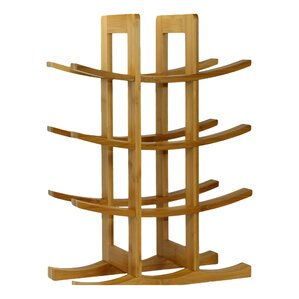 12 bottle tabletop wine rack - Wine Rack Table