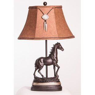 Justus Horse 28 Table Lamp