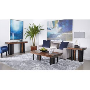Sierra 3 Piece Coffee Table Set