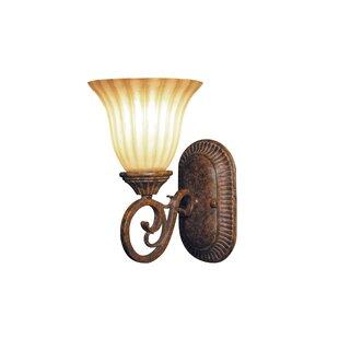 Avondale 1-Light Bath Sconce by Woodbridge Lighting