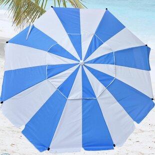 Shadezilla Premium 7.5' Beach Umbrella