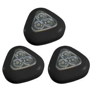 Stanley Electrical 3-Light Deck Light