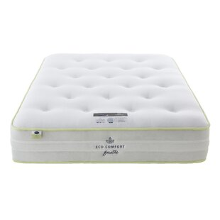 Eco Comfort Breathe 3000 Tufted Mattress By Silentnight