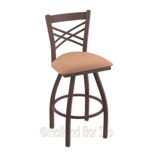 Daniela 30 Swivel Bar Stool by Alcott Hill New Design