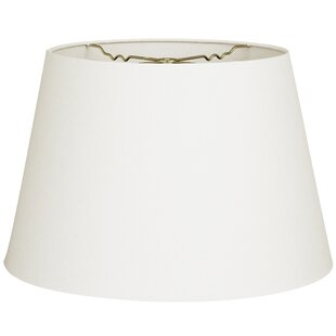 Tapered 14 Linen Empire Lamp Shade