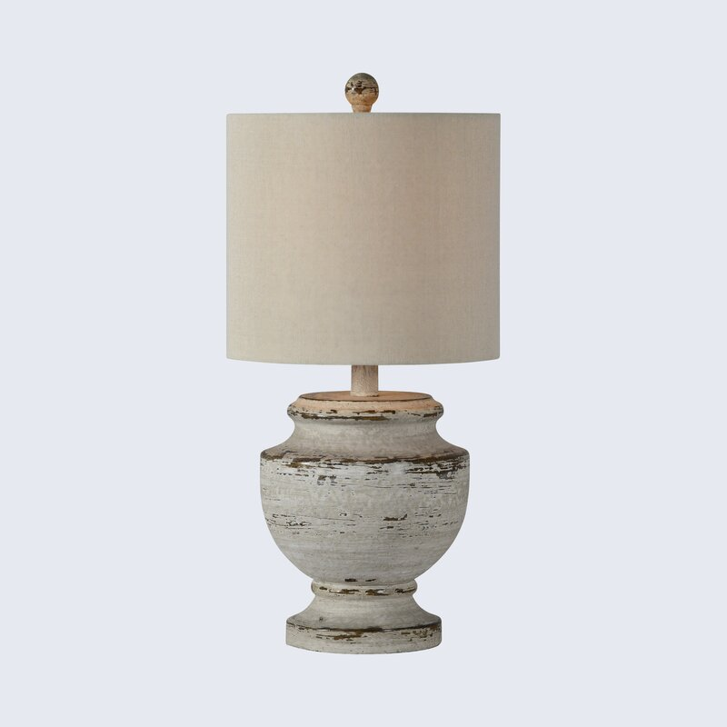 "Nanette 21"" Table Lamp Set"