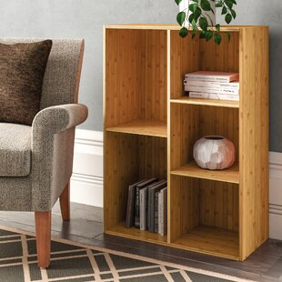Devon Bamboo Bookcase By Natur Pur