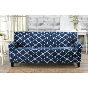 Navy Blue Couch Slipcover | Wayfair