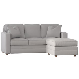Wayfair Custom Upholstery™ Andrew Reversible Sectional