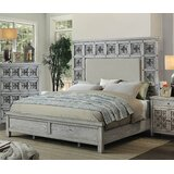 Balfour Falls Upholstered Standard Bed by Bungalow Rose