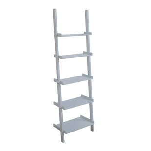 Carrilo Ladder Bookcase By August Grove