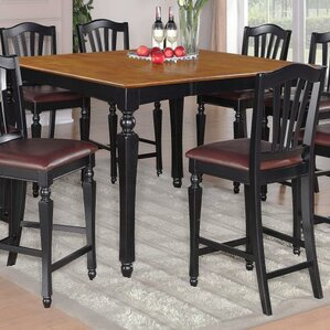 Ashworth 7 Piece Dining Set by Darby Home..